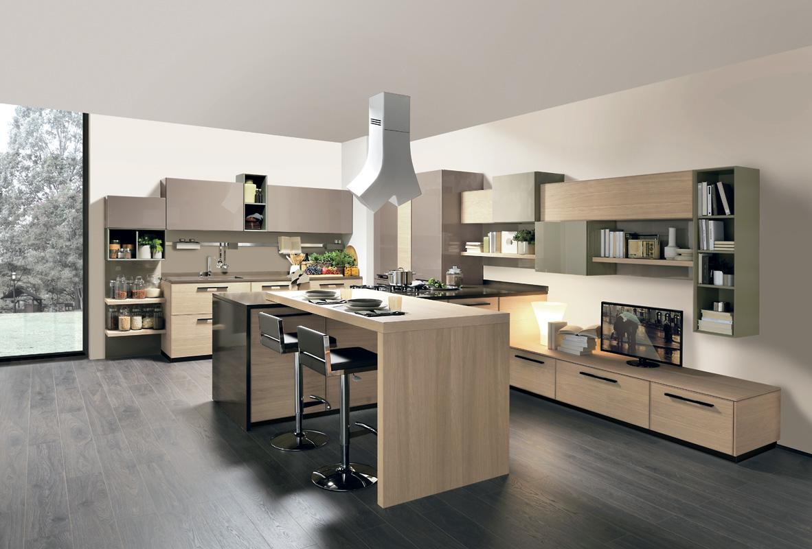 Cucine | Di Sante Mobili | Centro Cucine Lube - Veneta Cucine ...